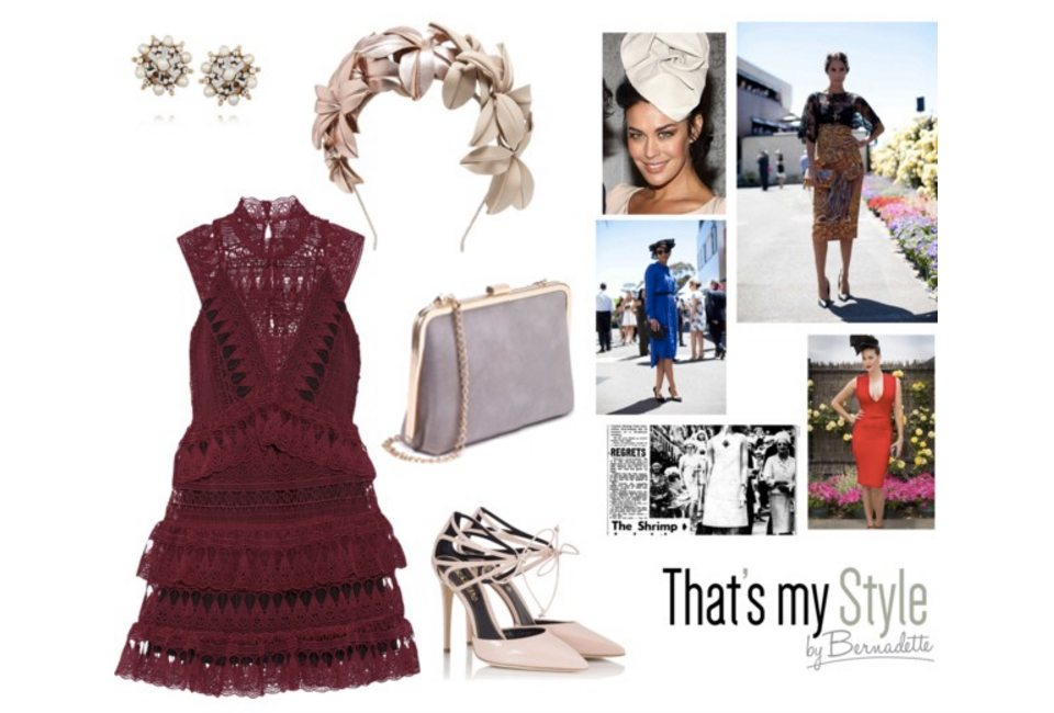 Thats My Style Melbourne cup Style